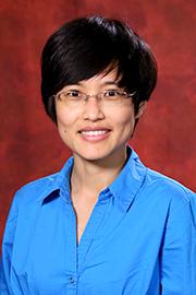 Yue Wang Ph.D.